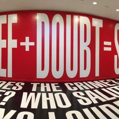 Photo taken at Hirshhorn Museum and Sculpture Garden by Will C. on 3/25/2013