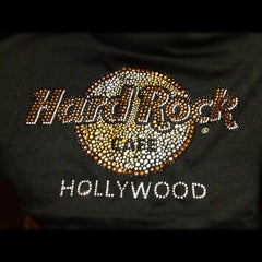 Photo taken at Hard Rock Cafe Hollywood by Miguel F. on 10/12/2012