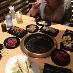 Photo taken at Gyu-Kaku Japanese BBQ by Edgar M. on 10/1/2012