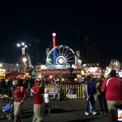 Photo taken at L.A. County Fair by Teri d. on 9/29/2012