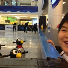 Photo taken at The Rink (เดอะ ริ้ง) by Sammy C. on 12/1/2012