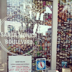 Photo taken at Lomography Gallery Store LA by Frank L. on 3/24/2013