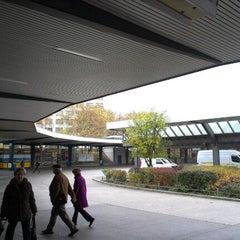 Photo taken at ZOB am Funkturm by Christina F. on 11/9/2012