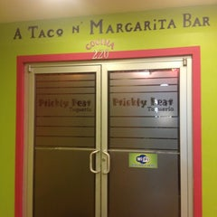 Photo taken at Prickly Pear Taqueria by Tahirah A. on 11/27/2012