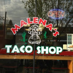 Photo taken at Malena's Taco Shop by Clint B. on 3/29/2013