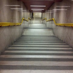 Photo taken at Metro Centrale FS (M2, M3) by Cristina T. on 3/20/2013