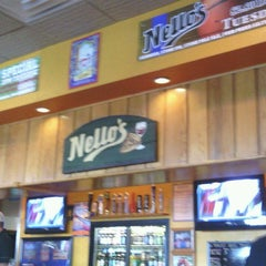 Photo taken at Nello's Pizza by Tyler H. on 4/20/2013