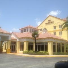 Photo taken at Hilton Garden Inn Boca Raton by Greg on 6/21/2013