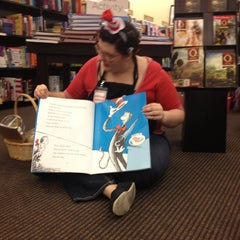 Photo taken at Books-A-Million by Erica on 3/2/2013