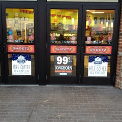 Photo taken at SHEETZ by Colin S. on 1/1/2014