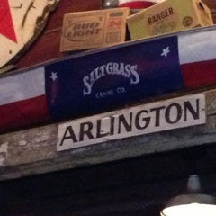 Photo taken at Saltgrass Steak House by Jennifer P. on 2/26/2013