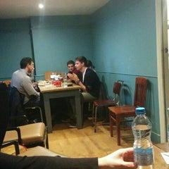 Photo taken at Boston Tea Party by Rodrigo R. on 4/1/2015