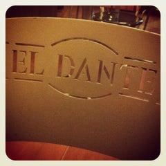 Photo taken at El Dante by Isabel Margarita G. on 10/20/2012