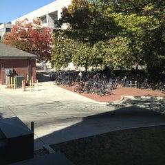 Photo taken at Morrill Hall by Karen on 10/3/2012