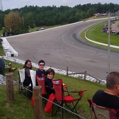 Photo taken at Canadian Tire Motorsport Park by Tony C. on 8/30/2015