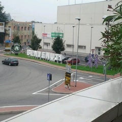 Photo taken at Centro Commerciale Auchan by Serghey M. on 9/23/2012