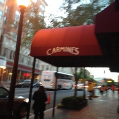 Photo taken at Carmine's by Melvin Bossman R. on 5/14/2013