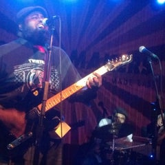 Photo taken at World Cafe Live at the Queen by DiscoverMy D. on 11/24/2012