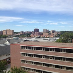 Photo taken at University of Missouri-Kansas City (UMKC) by Alisha T. on 9/20/2013