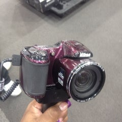 """Photo taken at Best Buy by The """"Plum Crazy"""" R. on 1/23/2014"""