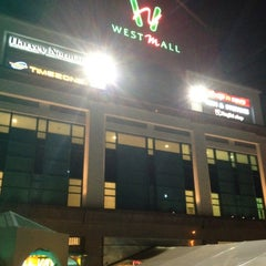 Photo taken at West Mall by Jeremy on 9/16/2012