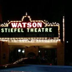 Photo taken at Steifel Theatre by Jon C. on 10/4/2015