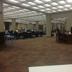 Photo taken at Perry-Castañeda Library (PCL) by Prashray on 11/2/2012
