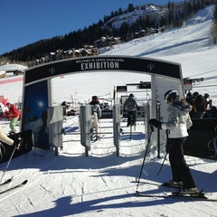 Photo taken at Aspen Highlands by Matt M. on 1/4/2013