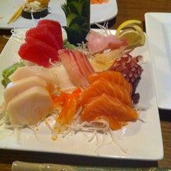 Photo taken at Goro's Sushi by Allen V. on 4/27/2013