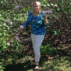 Photo taken at Highland Park Lilacs by Terry S. on 5/11/2014