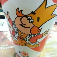 Photo taken at Burger King by Tony C. on 11/30/2012
