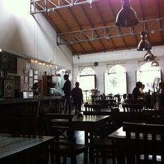 Photo taken at Brooklyn Coffee Shop by Iê on 11/27/2012