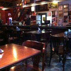 Photo taken at Brooklyn Coffee Shop by Iê on 10/26/2012