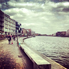 Photo taken at Hafen by Eda K. on 5/4/2013