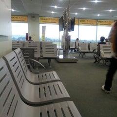 Photo taken at Francisco Bangoy International Airport (DVO) by pLong L. on 1/4/2013