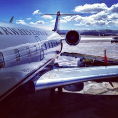 Photo taken at Durango - La Plata County Airport (DRO) by Nick K. on 2/24/2013