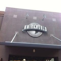 Photo taken at KwirkWorld by Tuna on 3/31/2013