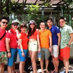 Photo taken at Mayfair, Bangkok - Marriott Executive Apartments by Fernando S. on 6/30/2015