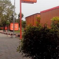 Photo taken at Kantor Pos MPC Juanda by Ajizar G. on 4/4/2013