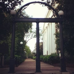 Photo taken at University of Georgia by Simone B. on 4/12/2013