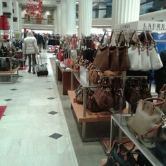 Photo taken at Macy's by Thaís S. on 11/29/2012