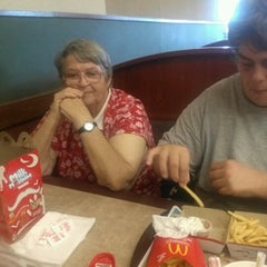 Photo taken at McDonald's by Stacey T. on 9/26/2012