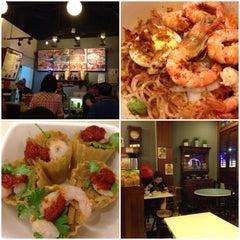 Photo taken at The Old Malaya Cafe by MsBonVivantSG on 11/4/2013