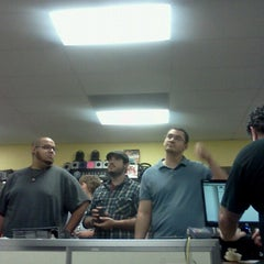 Photo taken at Game Hounds Video Games & Gifts by Jen S. on 9/30/2012