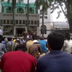 Photo taken at Masjid Cut Meutia by Andi O. B. on 9/28/2012