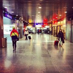Das Foto wurde bei Innsbruck Hauptbahnhof von Ruslan V. am 1/24/2013 aufgenommen