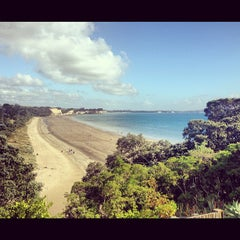 Photo taken at Long Bay Beach by Alexey on 12/8/2012