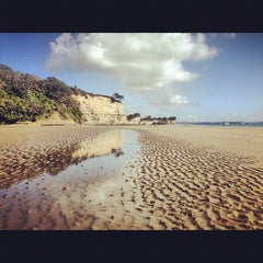 Photo taken at Long Bay Regional Park by Alexey on 12/8/2012