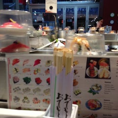 Photo taken at Sushi Roll by Elliot C. on 10/25/2014