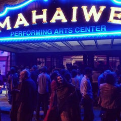Photo taken at The Mahaiwe Performing Arts Center by Andy S. on 8/11/2013